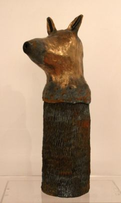 Animal totem «the wolf»