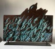 Herbes bas-relief