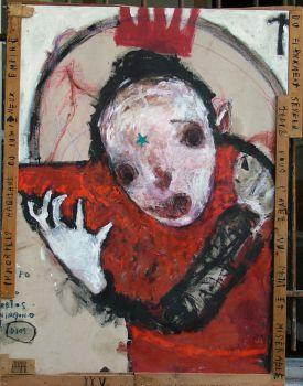Peintures / sculptures issues de ma collection personnelle