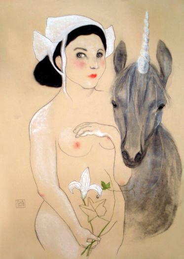 Marta GRASSI - Lily