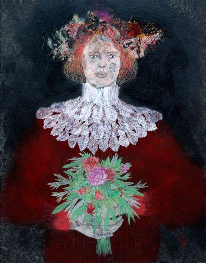 Portrait roux