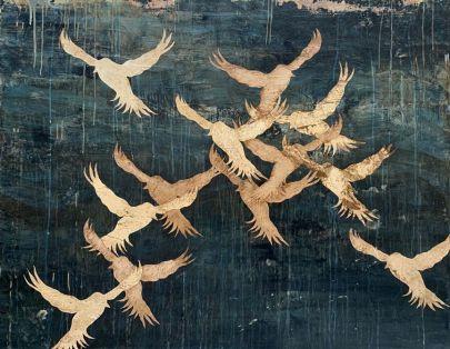 Les oiseaux fantômes