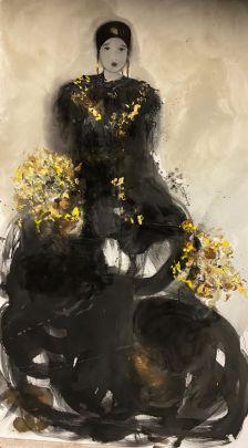 ST aux bouquets jaunes