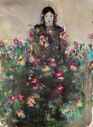 ST aux fleurs pourpres